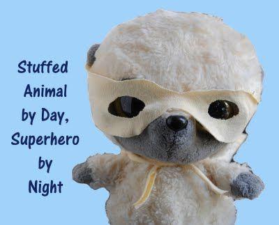 superhero stuffed animals