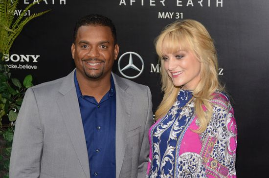 'Fresh Prince's' Alfonso Ribeiro welcomes second child, a baby boy