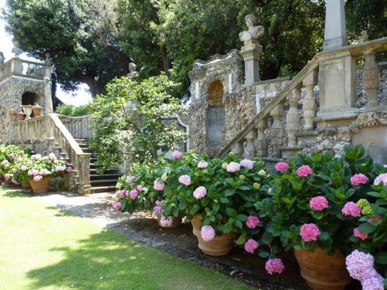Villa Gamberaia | GardenVisit.com, la guía de paisaje del jardín