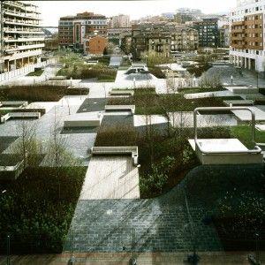 Landscape Architecture: Eduardo Arroyo /NO.MAD  Location: Barakaldo, Spain