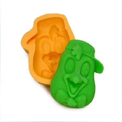 Chicken Design DIY Silicone Mold Handmade Soap Molds Cake mold