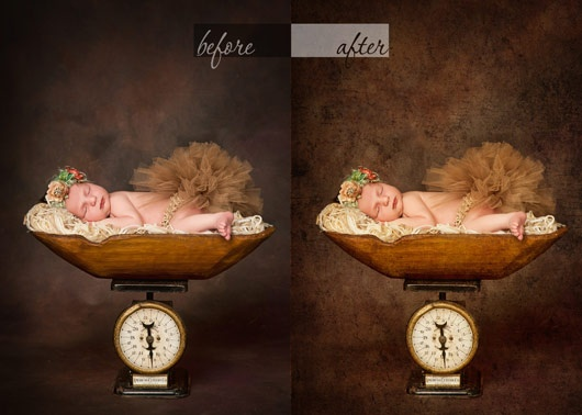 LOVE that scale #newborn #photography #texture
