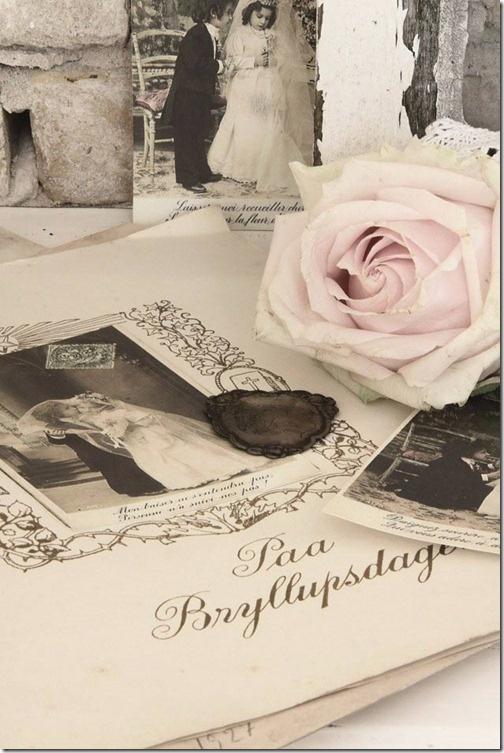 Romantic style...