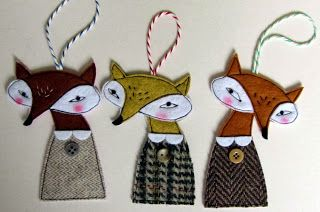 Hand made by Samantha Stas: Fantastic Mr. Fox