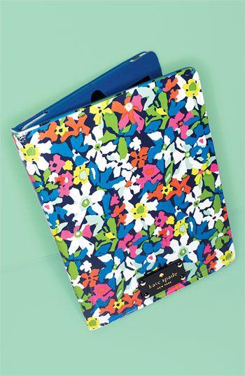 kate spade new york margherita floral iPad case