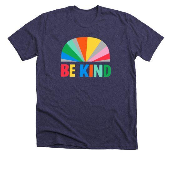Be Kind Pinwheel Colorful | Bonfire