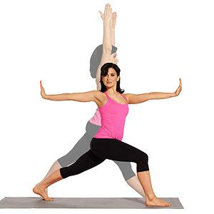 Yoga Workout for a Better Butt