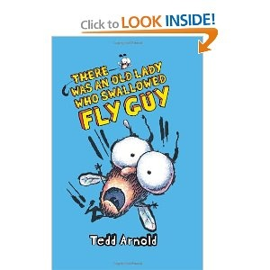 By Tedd Arnold - Very funny (and slightly gross) series about a boy and his pet fly - great for beginning readers :)