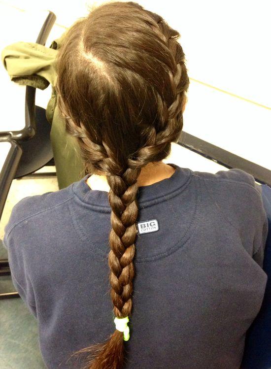 Y braid #hair #braid