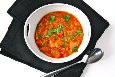 Lentils with Carrots & Onions