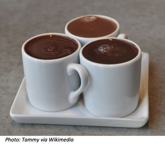 The Latest Health Food: Chocolate