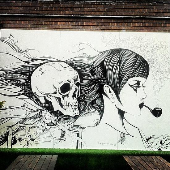 mural graffiti street art