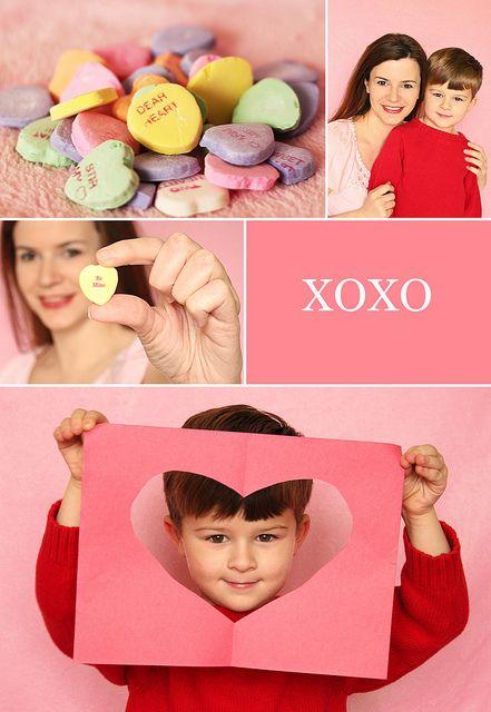 Valentines, ideas for snapshots