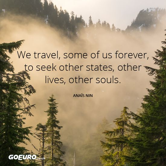 Superb TRAVEL QUOTES GET INSPIRED