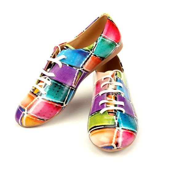 Shoes Squares