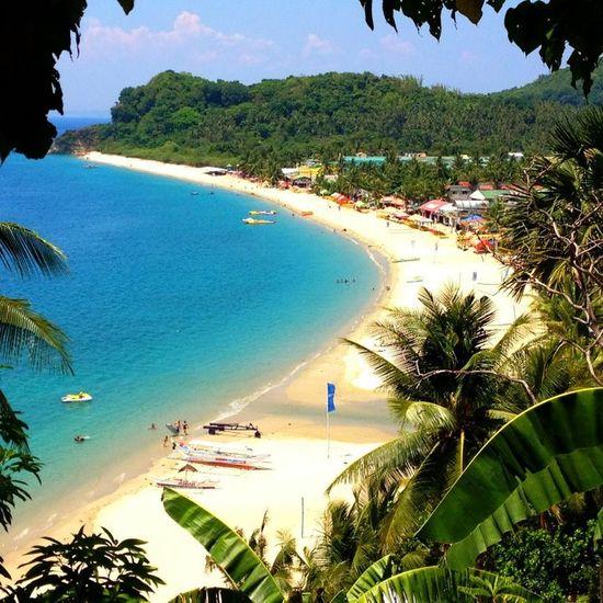 White Beach, Puerto Galera, Oriental Mindoro (PHILIPPINES)