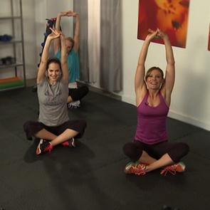 Fitsugar 10 min. workout