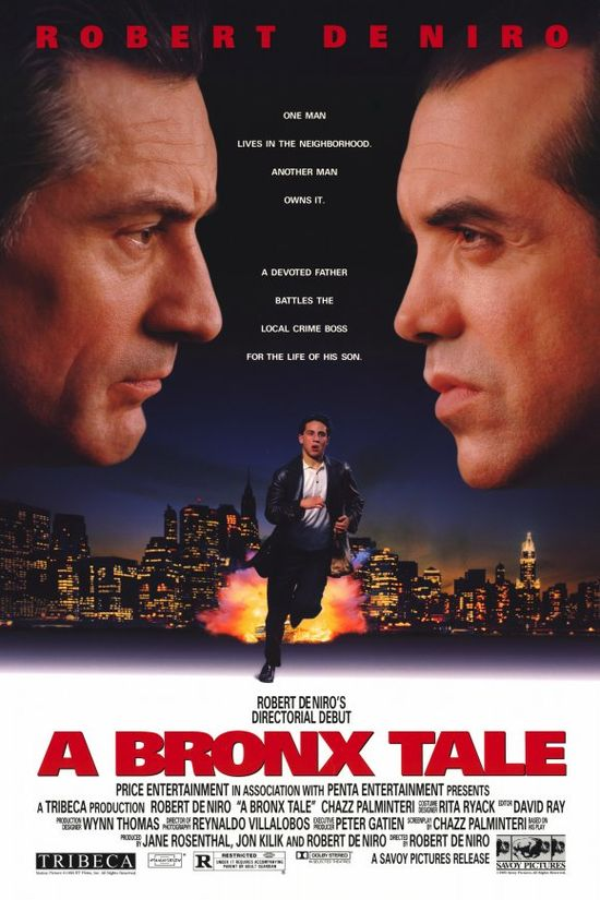 A Bronx Tale , starring Robert De Niro, Chazz Palminteri, Lillo Brancato, Francis Capra. A father becomes worried when a local gangster befriends his son in the Bronx in the 1960s. #Crime #Drama