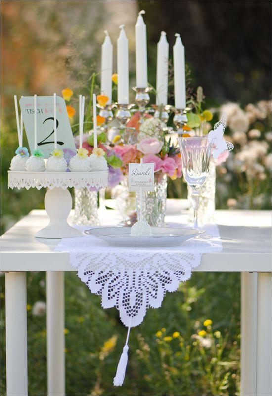 garden party ideas www.weddingchicks...