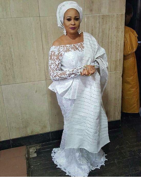 yoruba mother of the bride