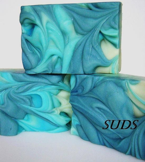 Tsunami, SUDS Handmade Soap Co. by SUDS Handmade Soap Co., via Flickr