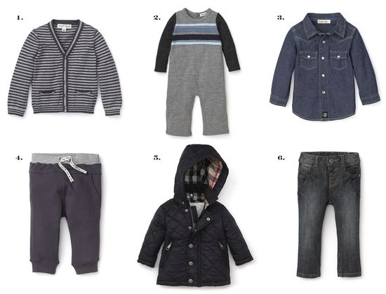 Baby Chic: Cute and Comfy Clothes for Babies (Bloomingdales)