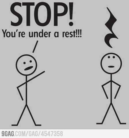 oh music humor..