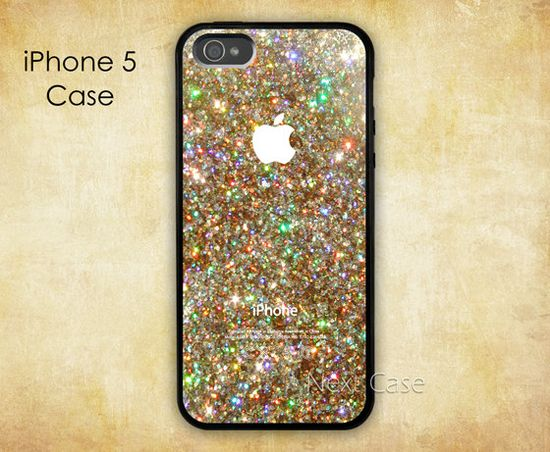 glitter iphone 5 case, colorful sparkle iphone 5 case, colorful glitter iphone 5 case,  iphone 5 cover