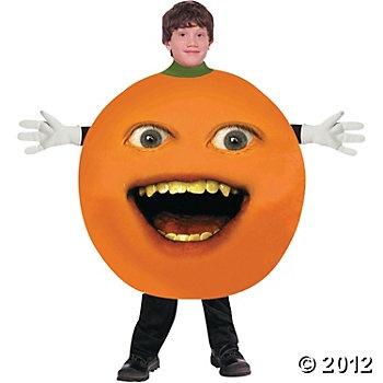 Annoying Orange Kid's Costume