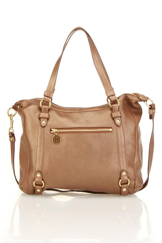 'Alexandra' Leather Handbag from Coach