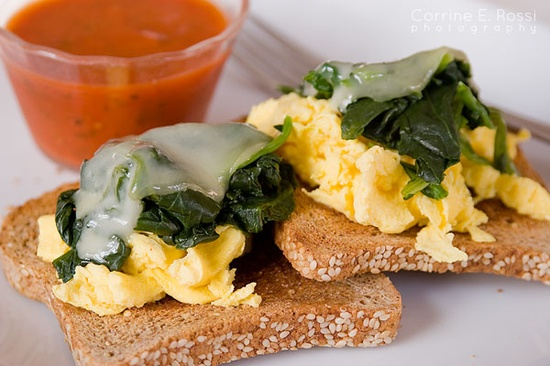 Healthy Breakfasts in 10 mins or less