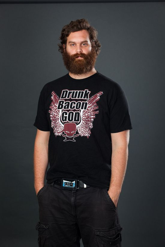 Epic Meal Time: Drunk Bacon God shirt