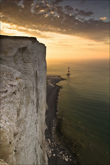 Beachy Head, England