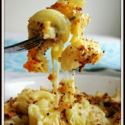 Slow Baked Mac and Cheese