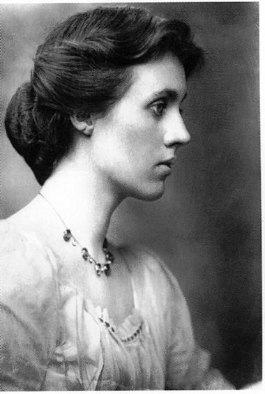 Vanessa Bell, painter and older sister of Virginia Woolf