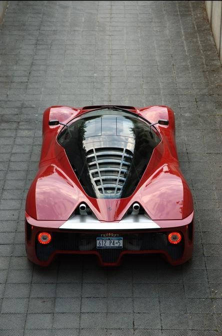 Pininfarina Ferrari P4/5 2006
