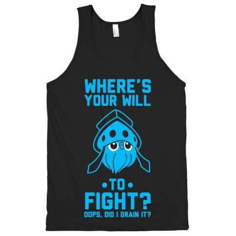 This new dark/psychic type has a special ability to drain the will to fight out of its opponents. You can, too, with this Inkay workout tee. #pokemon #workout #exercise #fitness #fitspo Where's Your Will to Fight?