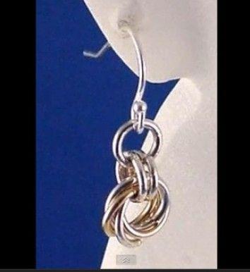 Ravelry: Modern Chain Maille pattern by Alison Stewart-Guinee