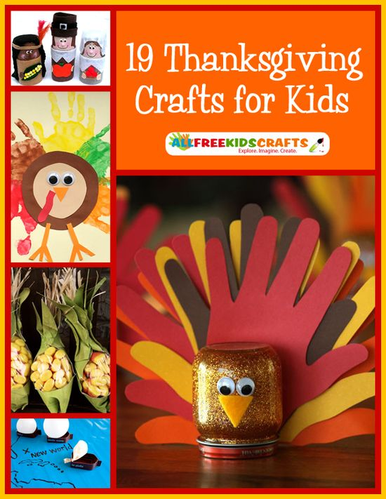 Your complete guide to a thankful Thanksgiving! These are the best Thanksgiving crafts for kids!