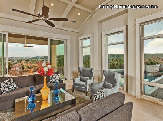 Luxury Home Magazine San Antonio #luxury #homes #realestate #rooms #windows #design #decor #interior
