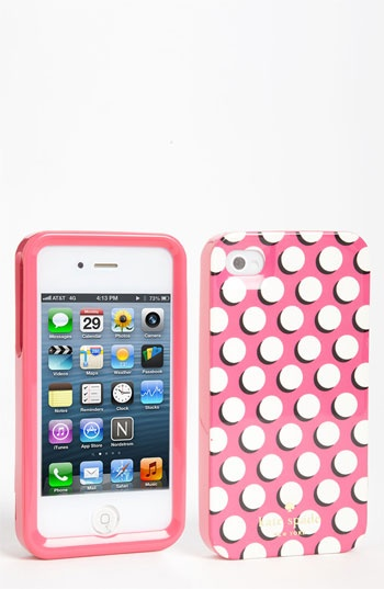 For Her: kate spade new york iPhone 5 case #Valentine #Nordstrom