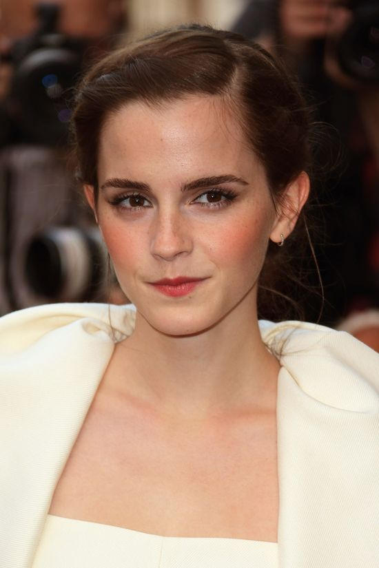 Emma Watson - GQ Men of the Year Awards 2013