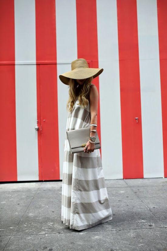 august stripes