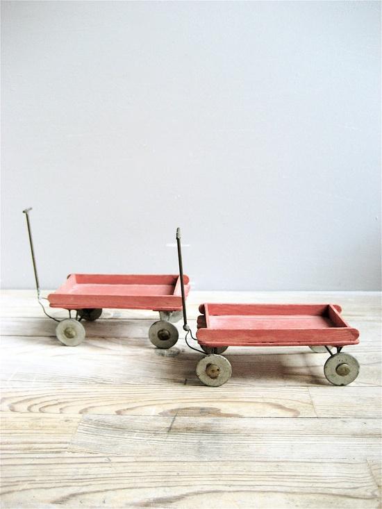sweet little wagons