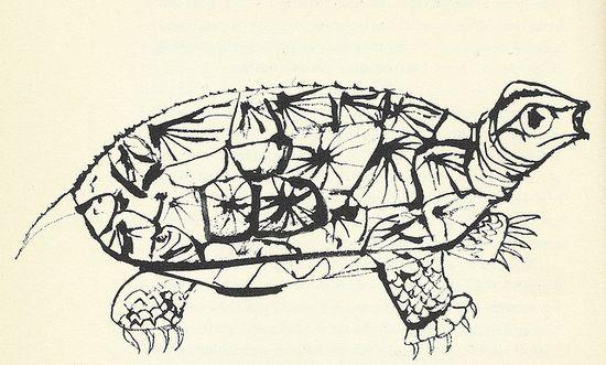 Ben Shahn - Turtle