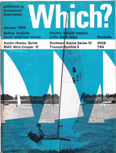 Which magazine - sailing