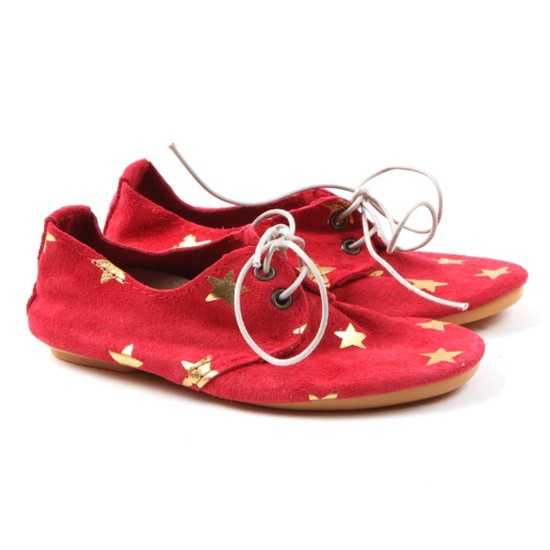 Red Star Shoes
