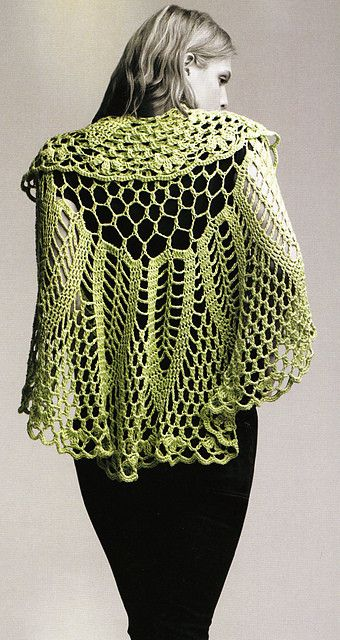 10 Terrific Crochet Shawl Pattern Designers — Crochet Concupiscence