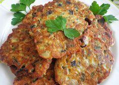 Galettes légères d'aubergines WW, recette de délicieuses galettes légères, se préparent rapidement et parfaites à servir en entrée ou en petit plat léger