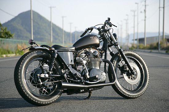 Heiwa YamahaTX650